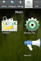 Screenshot of IStoreLite - Classifieds