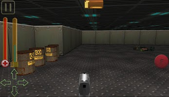 Screenshot of Underground Labyrinth 3D