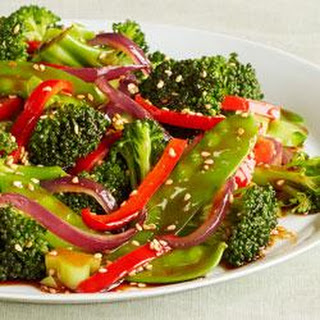 Sesame Vegetable Stir-Fry