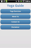 Screenshot of Abacus Yoga Guide