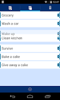 Screenshot of Task ToDo List | Task Sweeper