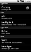 Screenshot of Wallet [miniApp]