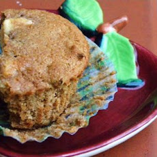 Apple, Cinnamon and Fig Muffins