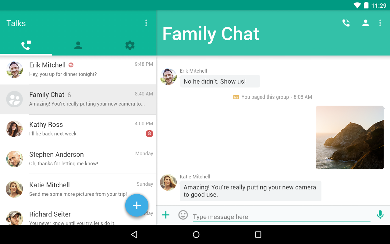 Talkray Free Calls Amp Texts Android Apps On Google Play