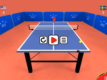 Table Tennis 3D APK for Ubuntu