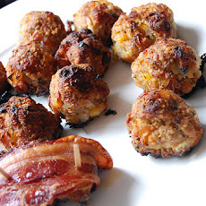 Kittencal's Make-Ahead Stuffing Balls