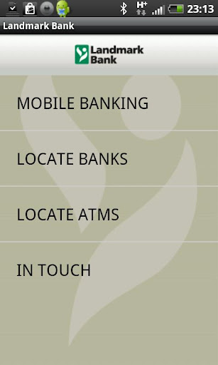 Landmark Bank MO OK TX