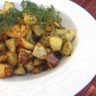 Oven Roasted Lemon Pepper Potatoes Recipes