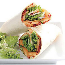 Bacon-Cantaloupe Wraps