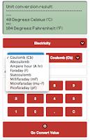Screenshot of Unit Converter Pro
