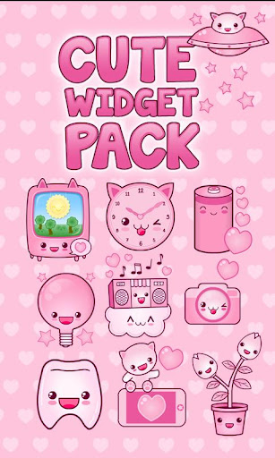 Cute Widget Pack