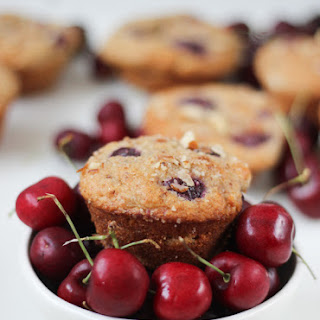 Cherry Muffins Almond Flour Recipes