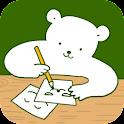 곰돌이모티콘2 icon