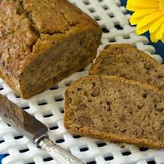 Gluten Free Pear Bread