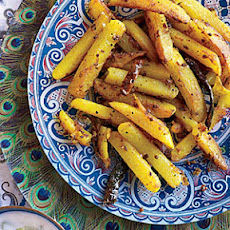 Spiced Potatoes (Aloo Bhaji)