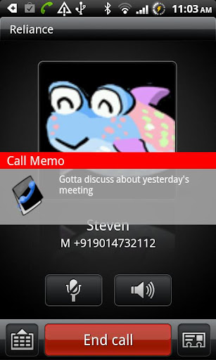 Call Memos