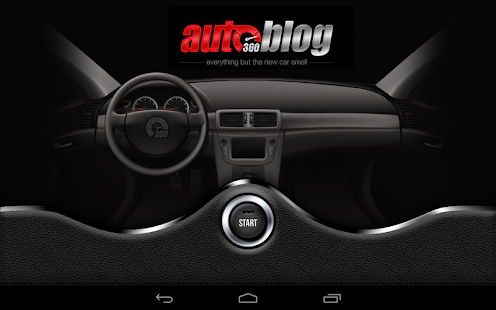 Autoblog 360 Screenshot