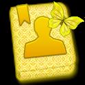 GO CONTACTS - Lemon Meringue icon