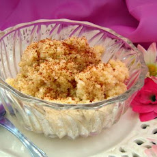 Orange Breakfast Couscous