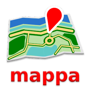 Madrid Offline mappa Map