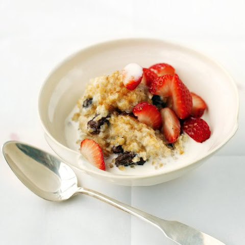 Breakfast Bulgur Porridge