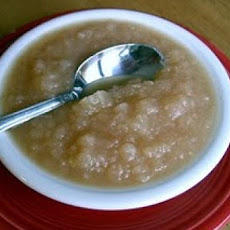 Autumn Apple Sauce