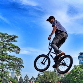 I can FLY by Sukito Cahaya - Sports & Fitness Cycling