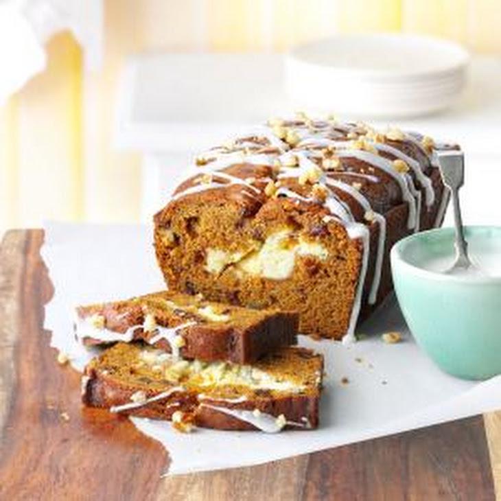 Pumpkin Swirl Bread Recipe | Yummly