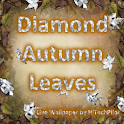 Diamond Autumn Fall Leaves