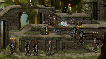Screenshot of A Knights Dawn