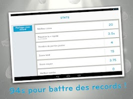 Screenshot of 94 Secondes SPORT