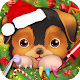 Christmas Pets Nail Salon