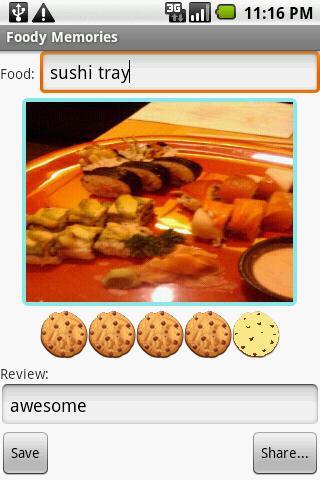 Foody Memories