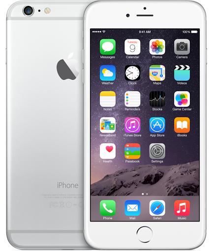 iPhone 6 Plus 16GB Silver - Hàng Công Ty (FULL VAT)