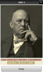Aleister Crowley Liber 5 FREE - screenshot