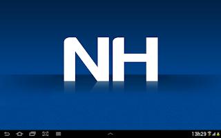 Screenshot of Jornal NH