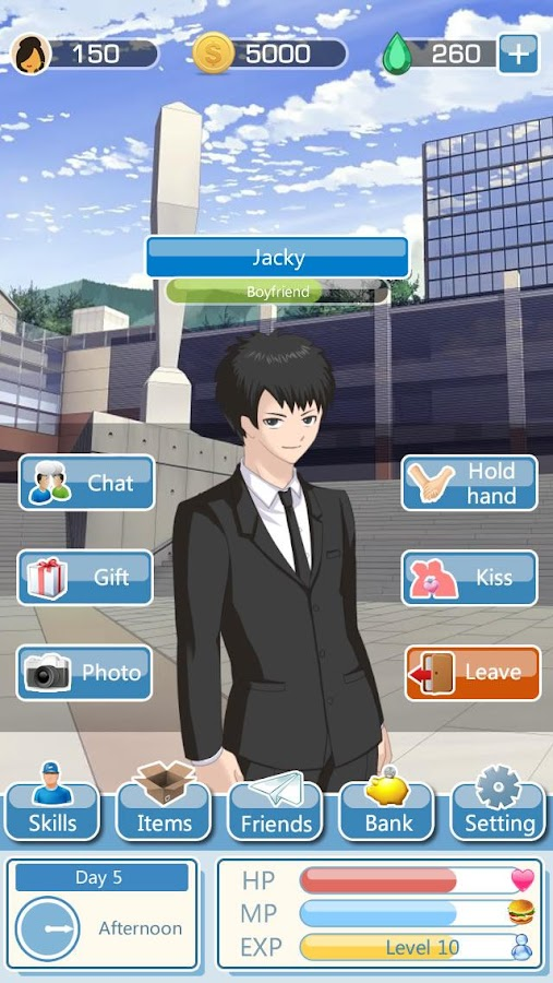 Dating sims for guys