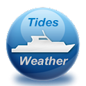 Tides Weather For Tablets icon