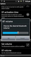 Screenshot of My Bluetooth Handsfree Demo