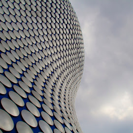 Selfridges Birmingham by Salman Shaikh - Buildings & Architecture Public & Historical ( wndows 7, sky, windows walpaper, birmingham, selfridges )