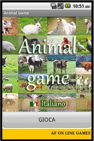 Animal Game IT Free