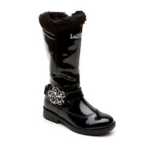 Lelli Kelly Shyla High Patent Boot BOOTS