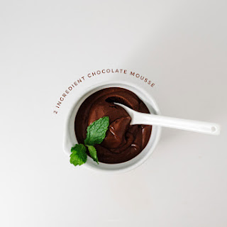 Spicy Dark Chocolate Mousse