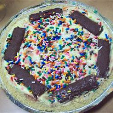 Heath Bar Pie