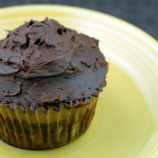 Flourless Chocolate Cupcakes