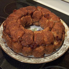 Raisin-Nut Monkey Bread