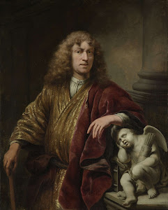 RIJKS: Ferdinand Bol: Self-portrait 1669