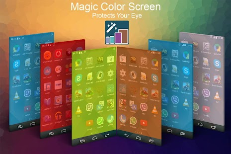 Magic Color Screen - screenshot