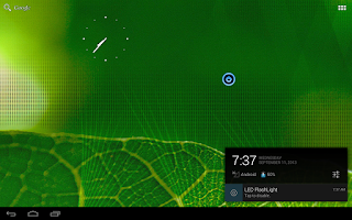 Screenshot of Led Flashlight (+widget)