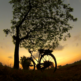 early morning by Fathya Zainuri - Landscapes Sunsets & Sunrises ( morning glory, sunrise, morning, early morning )